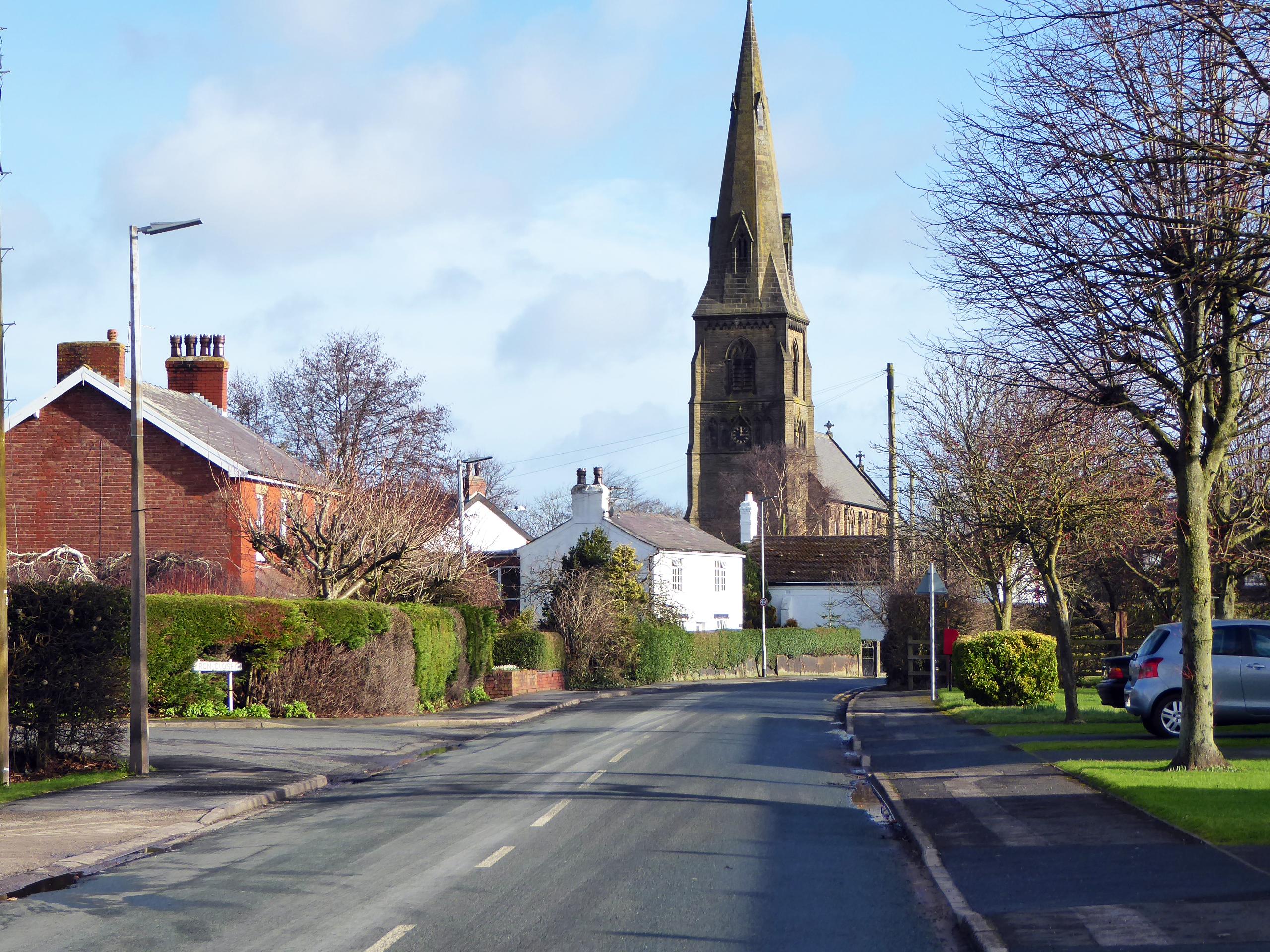 Tarleton - Church