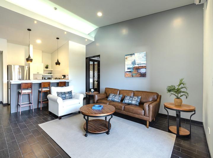 Suite: Sala de estar