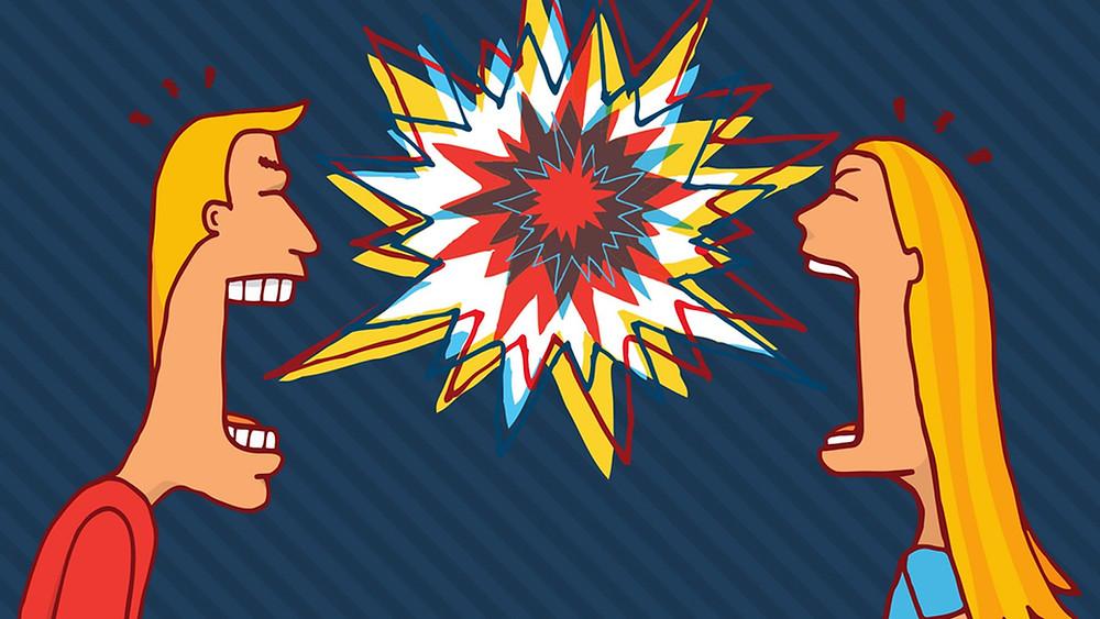 Kommunikation verbessern: Die 10 größten Fehler, an denen Gespräche in Deiner Beziehung scheitern