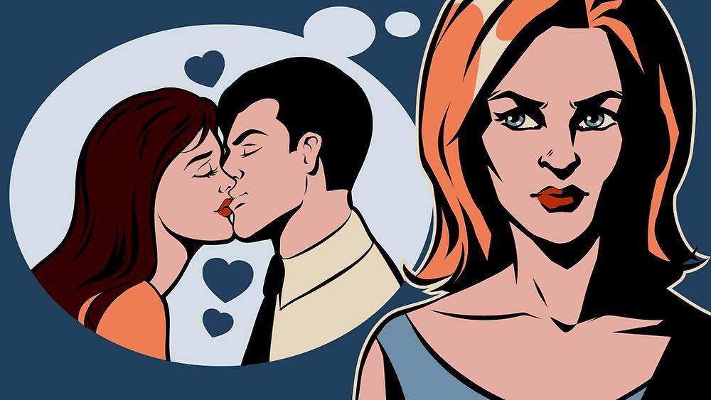 Eifersucht bekämpfen: 3 No-Gos und 6 Alternativen, die Dich wirklich weiterbringen