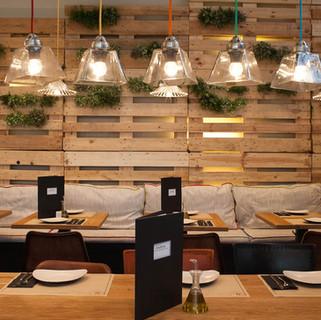 Restaurante Qube, Juan Bravo, Madrid