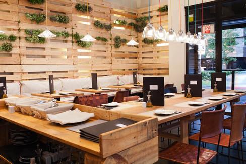 Restaurante Qube