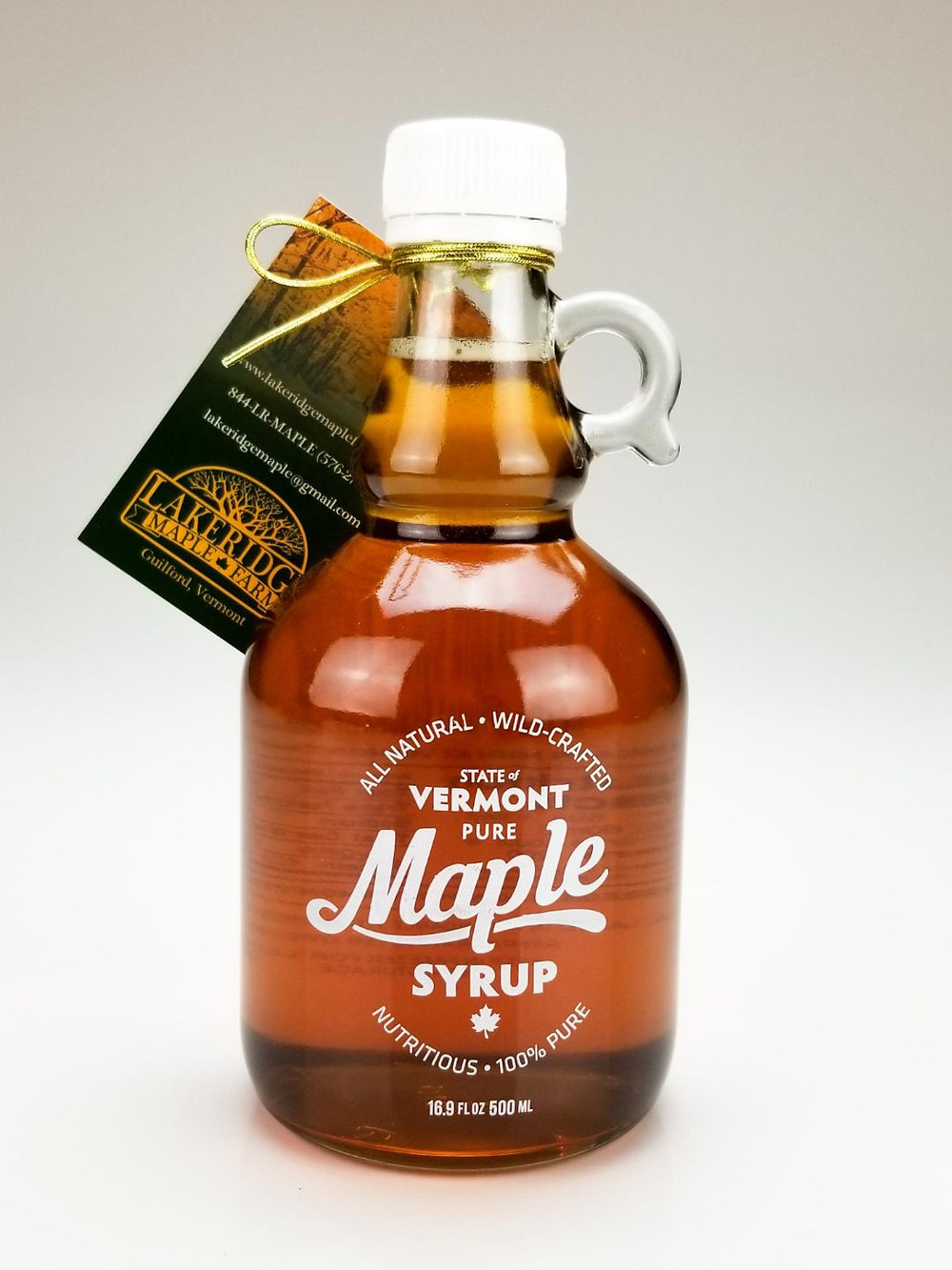 Best Maple Syrup in Vermont