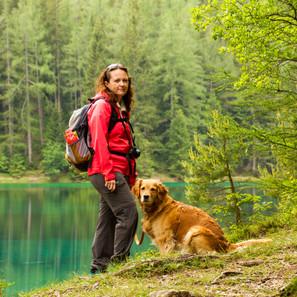 Wanderung am Grünen See