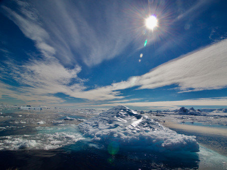 Antarctica's Archipelago