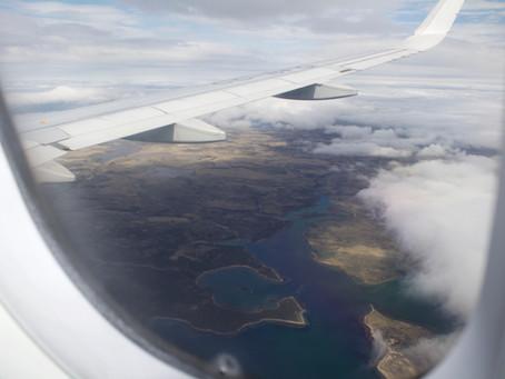 Flight to the Falklands