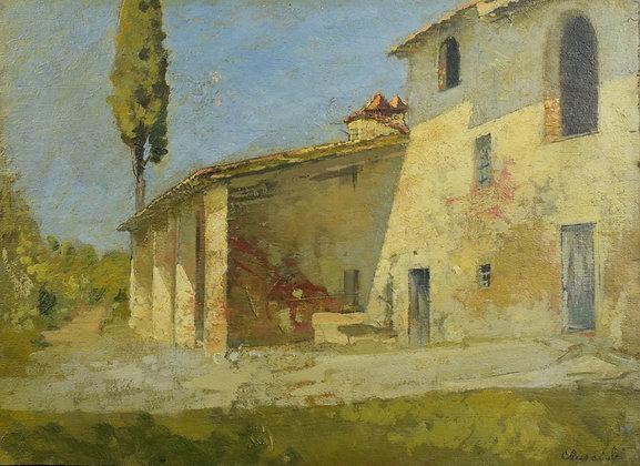 Carlo Passigli - Casolare Toscano
