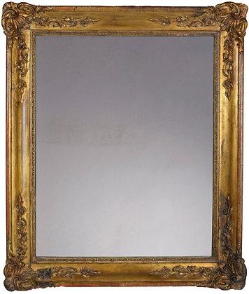 Piccola Specchiera dorata