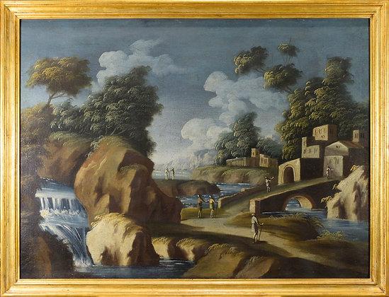 Paesaggio Scuola Napoletana