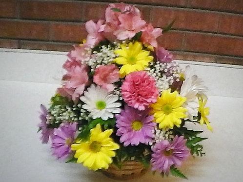 FFW 1-1, Fresh Flower Basket
