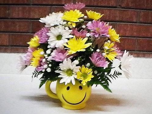 FFW3-5, Smiley Mug