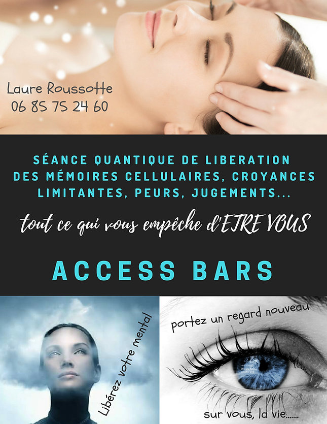 Laure Roussotte-Beaune-Dijon-Seurre-Access Bars-Access consciousness-mémoires cellulaires- Formation Access Bars-Facilitatrice Access Bars