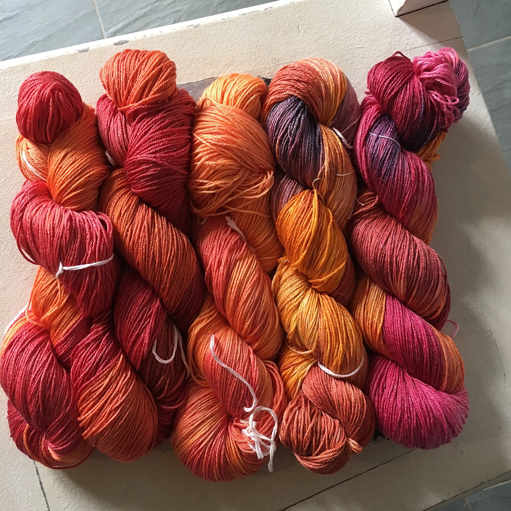 one of a kind yarn by butzeria and her son