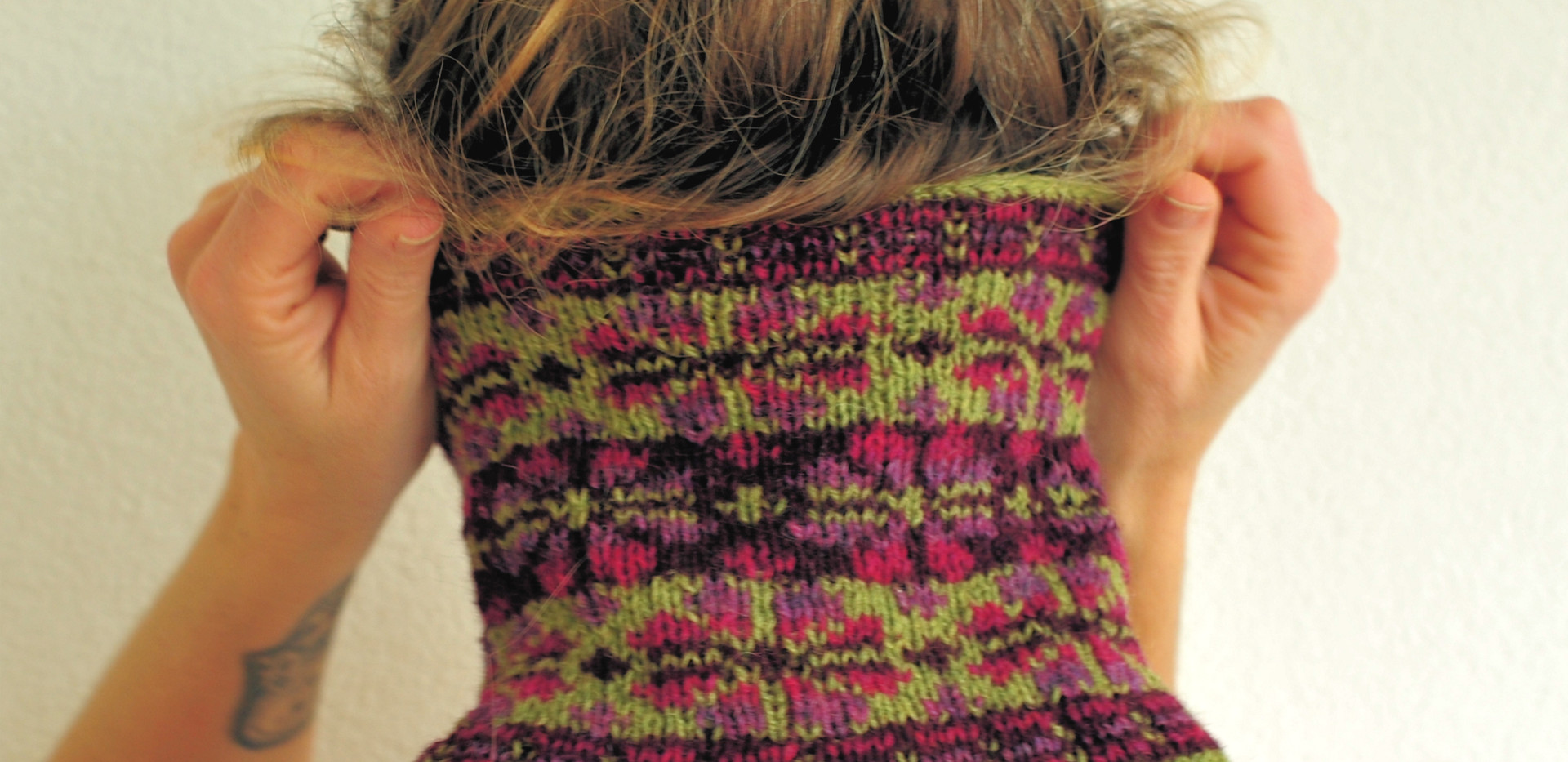 "Strickkit ""4 Seasons of Shetland"" Summer / Sommer"