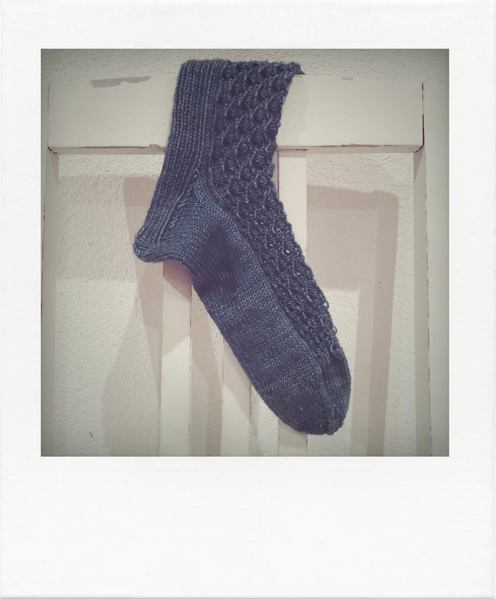 Sieben Meilen Socken by Butzeria