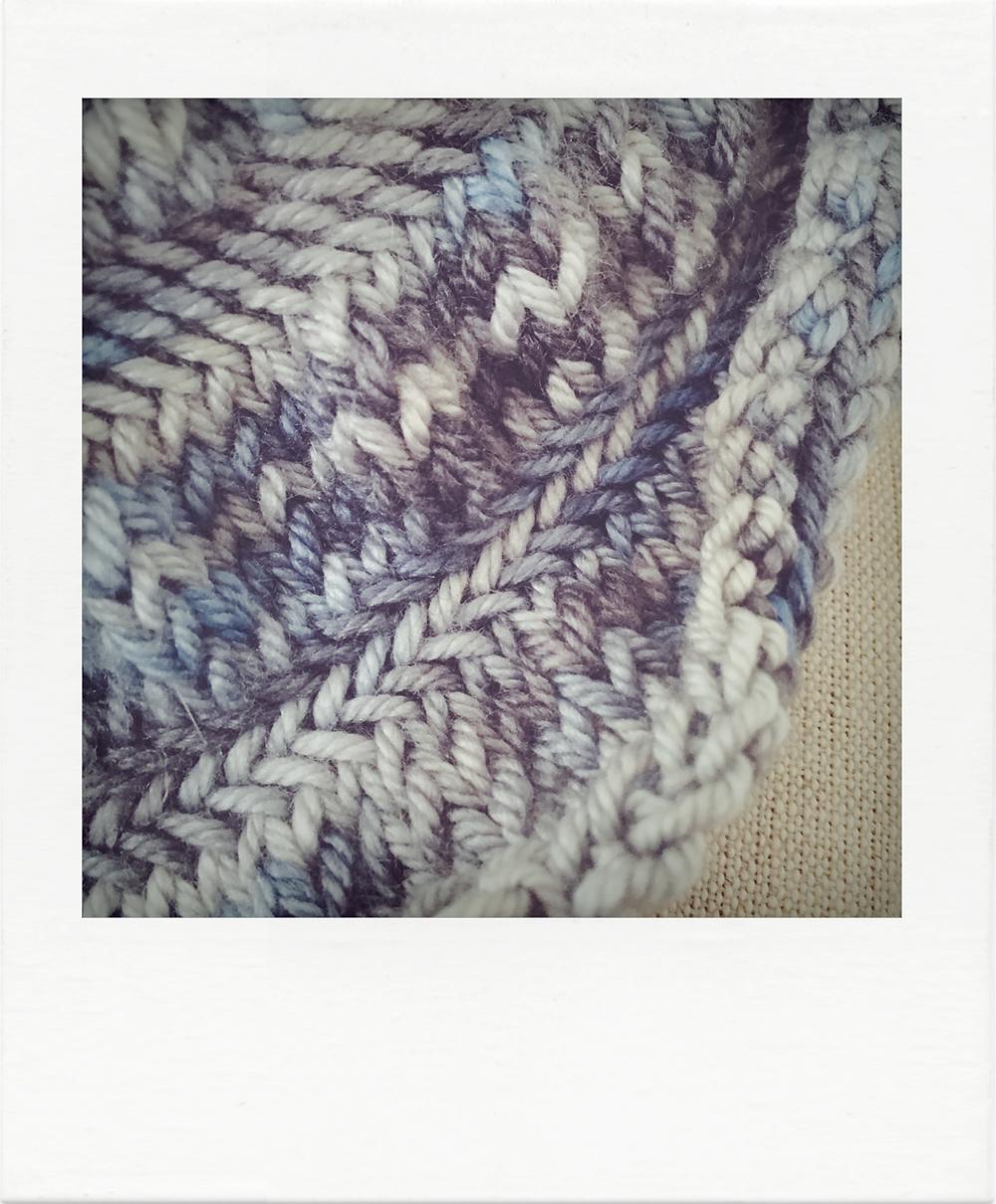 Moebius cool stitch by Butzeria.ch