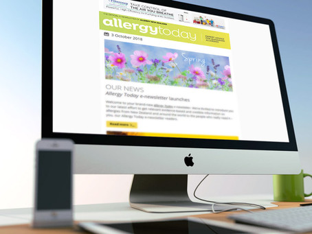 Allergy Today Goes Digital with E-newsletter Launch