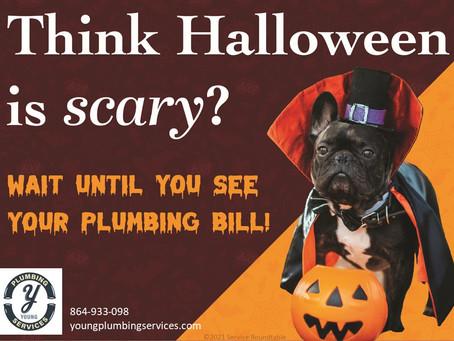 Halloween Savings!