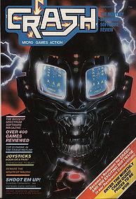 Crash Issue 1
