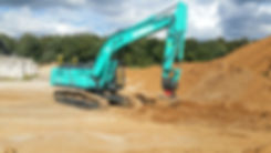 Trimble Earthworks for Excavators - Kobe