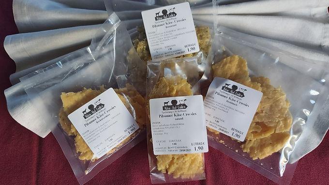 Pilsumer Käse-Crossies, Tütchen 40g