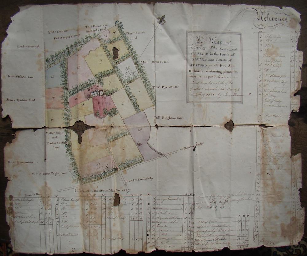 Grange 1821