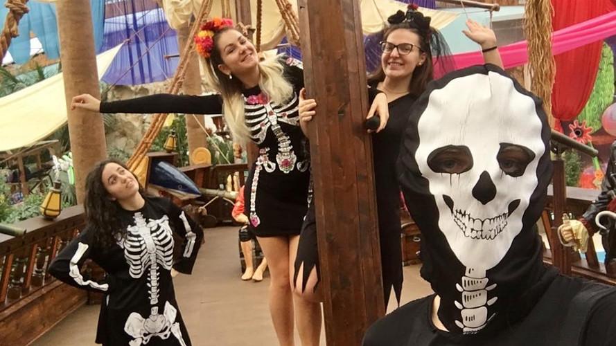Neja Tatralandia Halloween