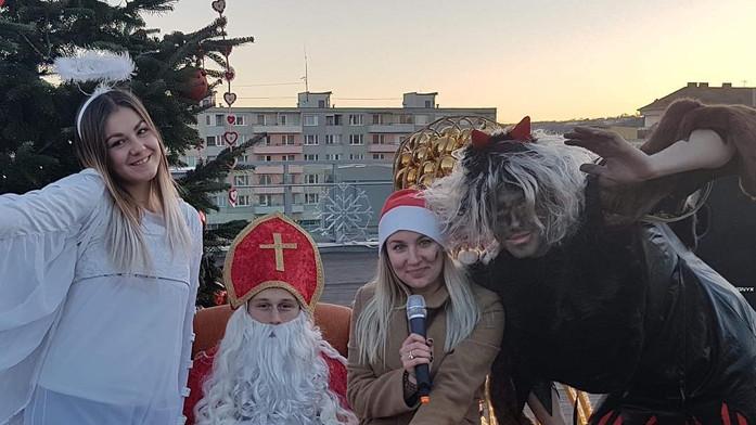 Neja Mikuláš 2018