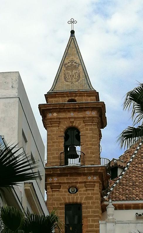 Camapanario de la iglesia de la Palma
