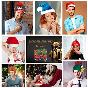 ¡Felices Navidades en El Hotel-Palacio Los Tulipanes!