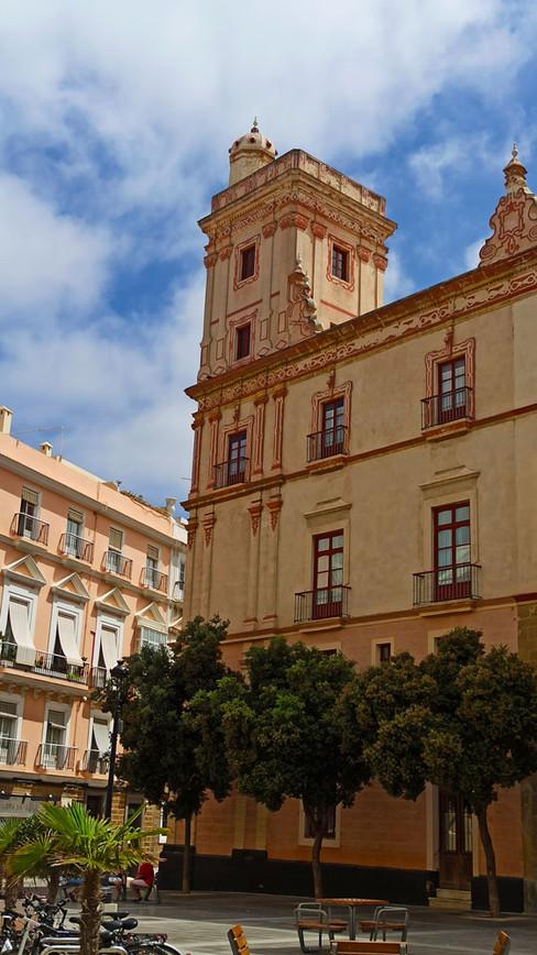 Casa de las cuatro torres