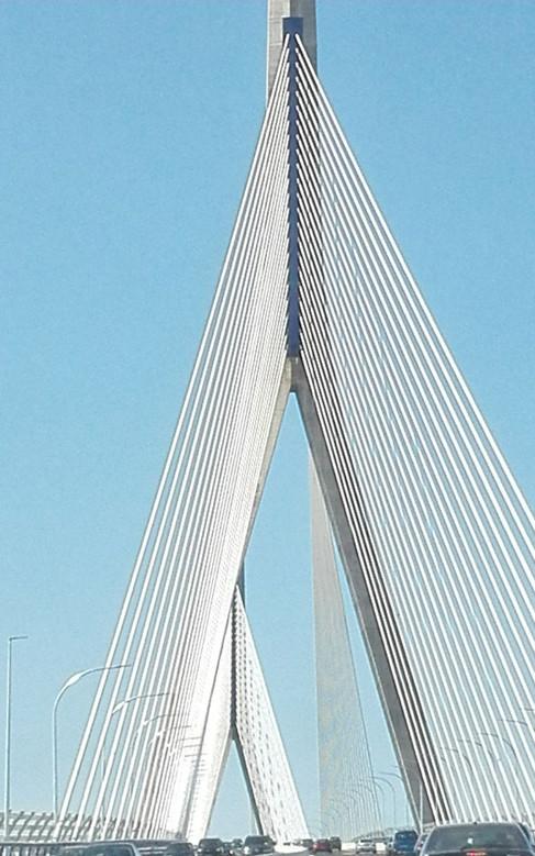 Tores puente de La Pepa