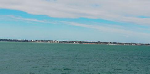 Puerto Sherry desde la Alameda