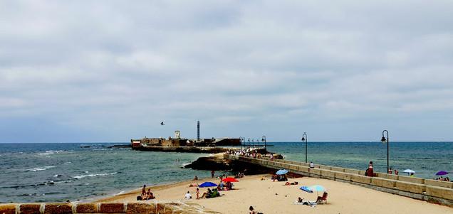 Faro de San Sebastián