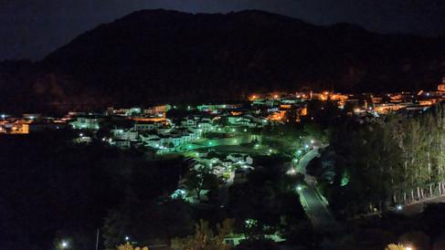 Grazalema de noche