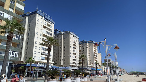 Edificios Paseo Maritimo