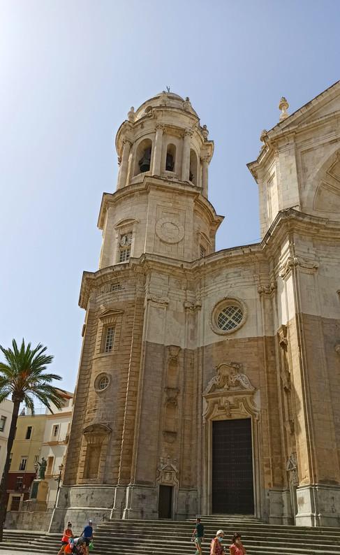 Torre de Levante de la Catedral de Cádiz