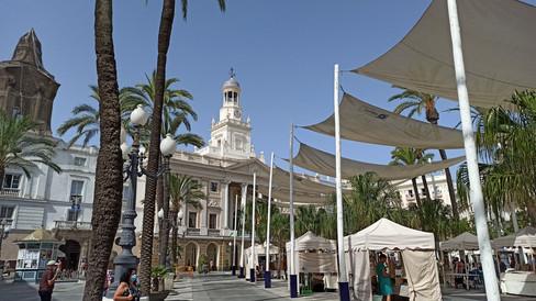 Ayuntamiento y Plaza de San Juan de Dios