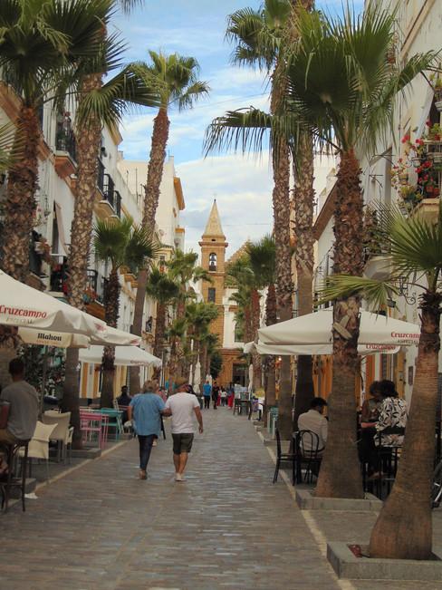 Calle Virgen de la Palma