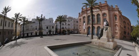 Plaza del Teatro Falla