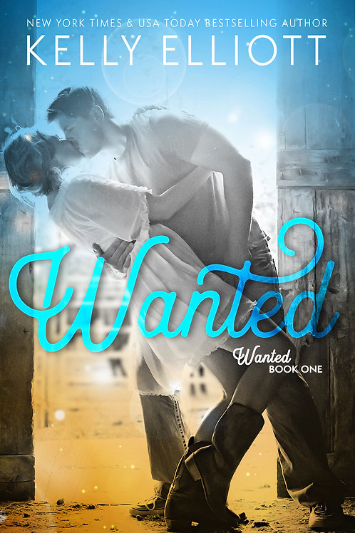 Wanted Book #1