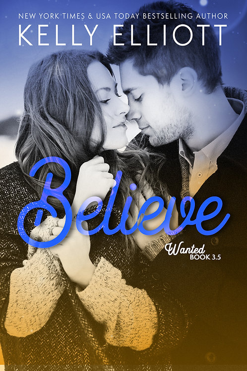 Believe Book Wanted book 3.5