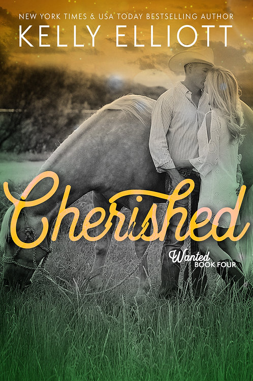 Cherished  Wanted Book 4