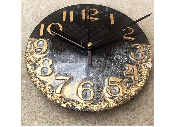 Golden Timepiece