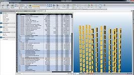 Cost Planner  Importar orçamentos do Excel | Possibilidade de conetar a projetos referência | Produzir estimativas orçamentais baseadas em quantidades dos modelos | Visualizar em 3D os vários serviços do orçamento | Gerar relatórios de orçamentação
