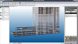 VICO Office Client  Publicar modelos dos software Revit, Archicad eTeckla e importar arquivos IFC | Gerir, filtrar e navegar nos modelos BIM | Gerir Licenças VICO | Explorar informação do projeto | Criar relatórios para análise de informação