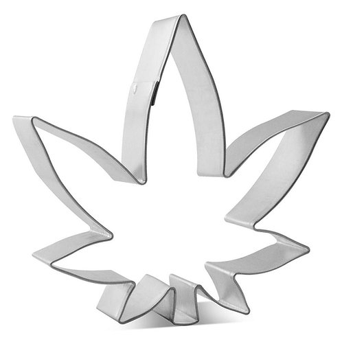 Weed Cookie Cutter #2