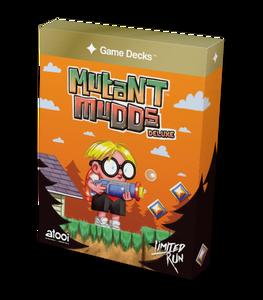 Mutant Mudds Deluxe Game Decks™ Box