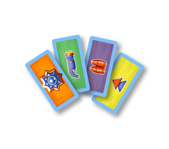 Mutant Mudds Deluxe Game Decks™ Token Cards Preview