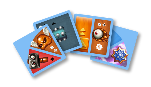 Mutant Mudds Deluxe Game Decks™ Board Cards Preview